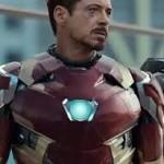 Robert Downey Jr é o Homem de Ferro em Guerra Civil