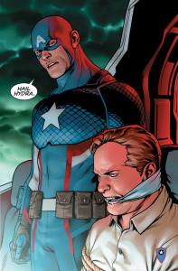 Capitão América é um agente da Hydra